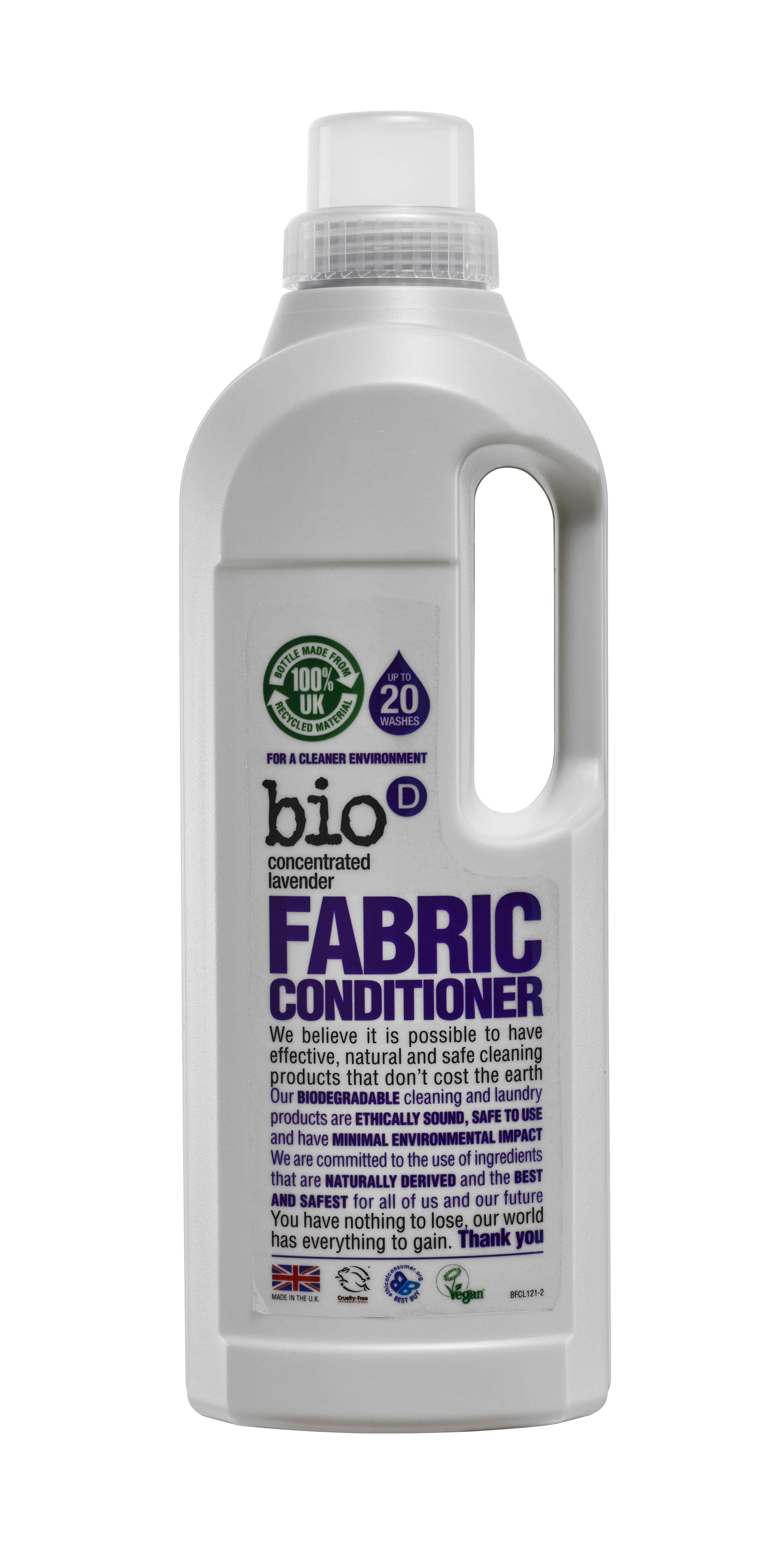 Bio-D Lavender Fabric Conditioner (BFCL1