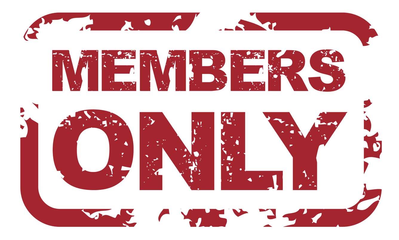 Members Shop